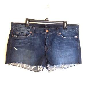 Brand new J Brand Jean cut off shorts size 32